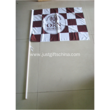Promotional Budget Hand Flags at Small MOQ